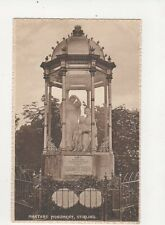 Martyrs Monument Stirling 1914 Postcard 066a
