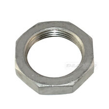 """1-1/4"""" Lock Nut Stainless Steel 304 O-Ring Groove Pipe Fitting Lock Nut NPT NEW"""