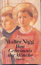 Nigg, Walter – Vom Geheimnis der Mönche - ORDENSGRÜNDER