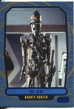 Star Wars Galactic Files Blue Parallel #139 IG-88