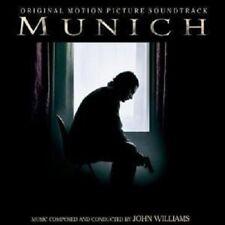 John Williams - Munich (MÃœNchen) Soundtrack Cd Ost New+!