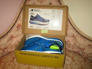 Excel 3 Karrimor Men's Running Shoes UK Size 9.5 EU 43.5 rrp £120 - New with Box