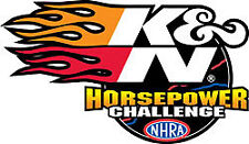 K&N 89-16123 Decal NHRA HP Challenge 155x87mm HORSEPOWER