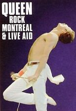 Queen - Freddie Mercury - ROCK MONTREAL & LIVE AID [2 Shows] Blu-ray DVD - New