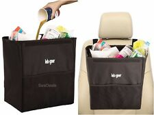 Trash Container For Car Auto Garbage Can Bag Accessories Organizer Leakproof