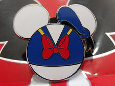 2012 Disney Mickey Mouse Ears Icon Donald Duck Mystery Trading Pin