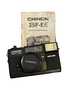 Chinon 35f-EE Camera