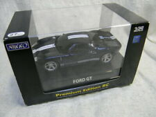 1/32 SCALE NIKKO PREMIUM EDITION 60-349 FORD GT BLUE REMOTE CONTROL CAR-SEALED