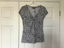 M&co Ladies Patterned Top BNWT Size 12