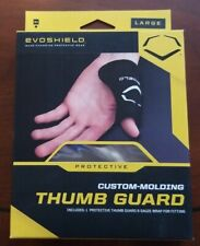 NEW EvoShield Catcher's LARGE Thumb Guard (BLACK)