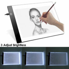 A4 LED Tracing Board Light Box Pad Drawing Art Craft Paint Tattoo Lightbox Pad