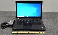 """Lenovo ThinkPad T430u 14"""" i7-3517U, 8GB RAM, 256GB SSD, NVIDIA GeForce GT 620M"""
