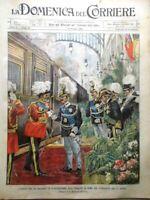 La Domenica del Corriere 10 Maggio 1903 Edoardo Guglielmo Fondo Pacifico Parenti