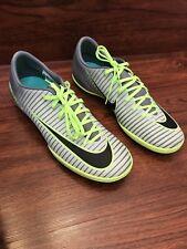 Nike MercurialX Victory VI IC IndoorSoccerFootballBoots CR7 831966-003 SZ 8.5