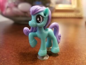 """My Little Pony """"Fakie"""" - Blue Pony, Purple Hair, No Symbol"""