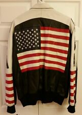 USA LEATHER JACKET ( Excellent Condition ) Size M