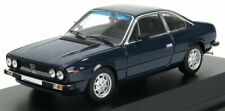 1 43 Minichamps Lancia Beta Coupé 1980 darkblue