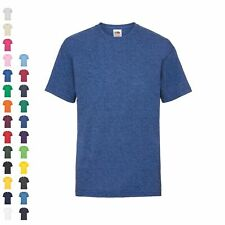 Fruit of the Loom Valueweight T Kids T-Shirt FOL