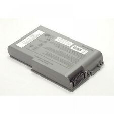 DELL Latitude D505, compatible Battery, Lilon, 11.1V, 4400mAh, metallic grey