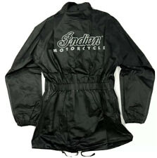 Indian Motorcycle Men's Rain Gear Jacket Reflective Brand New Size Small B7