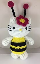 Stuffed Toy Animal Hello Kitty Plush Toy Doll, Bumblebee Outfit & Wings, Ages 3+