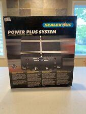 SCALEXTRIC RACE CAR TRACK ADVANCED POWER PLUS SYSTEM (BOX 14)