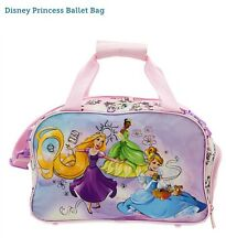 [NEW] [ORIGINAL] DISNEY PRINCESS ballet bag / sports gym bag with shoulder strap