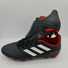 Adidas - Predator - Mens - UK 11 - Black - Football Boots - 2018