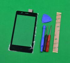 For BQ Aquaris E4.5 New Black Digitizer Touch Glass Lens Parts