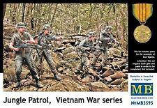 Master Box mb3595 - 1/35 Jungle Patrol, le Vietnam était Series-Neuf