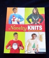 Character Jumper Knitting Pattern Ebay