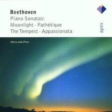 Maria-João Pires - Beethoven : Piano Sonatas Nos 8, 14, 17 & 23 (NEW CD)