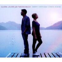 "CLARA LOUISE & F. BUCH ""HAPPY BIRTHDAY.."" CD SINGLE NEW"