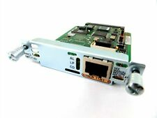 Cisco VWIC2-1MFT-T1/E1 CCNA CCIE CCNP Voice Lab Interface Card