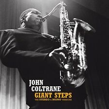 John Coltrane - Giant Steps: Stereo & Mono Versions [New CD] Ltd Ed, Rmst, With