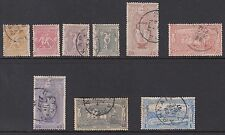 GREECE: 1896 OLYMPIC GAMES 1l-1d  SG 110-118 used