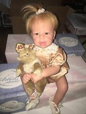 "Lee Middleton Doll ""Rebekah� by Eva Helland"