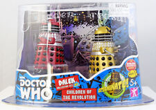 Doctor Who DALEK COLLECTOR SET #1 Children of the Revolution BBC