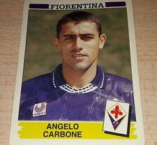 FIGURINA CALCIATORI PANINI 1994/95 FIORENTINA CARBONE ALBUM 1995