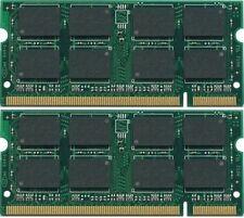NEW! 4GB 2X2GB DDR2 RAM APPLE MAC BOOK MACBOOK PRO MEMORY STICKS 667MHz PC2-5300