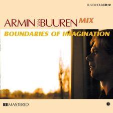 Armin Van Buuren-Boundaries of imagination Tiesto Paul van Dyk CD NUOVO