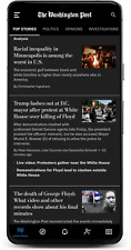 The Washington Post Lifetime Subscription ANDROID ONLY