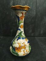 "Beautiful Vintage Vase Unknown Artist 8.5"""