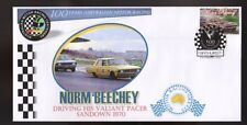 NORM BEECHEY 1970 VALIANT PACER 100 Yrs of RACING COVER