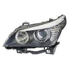 Headlight fits: BMW 5 (E60) '07> Left | HELLA 1LL 009 449-031