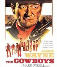 The Cowboys Blu-ray 1972 John Wayne