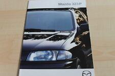 136703) Mazda 323 P Prospekt 06/1999