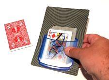 PHANTOM RISING CARD Magic Trick Close Up Glass Picture Deck Mental Prediction