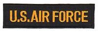 Ecusson patche US Air Force USAF thermocollant hotfix patch brodé