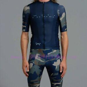 Cycling Clothes Set Short sleeve Jersey and bib shorts Kit Summer Men